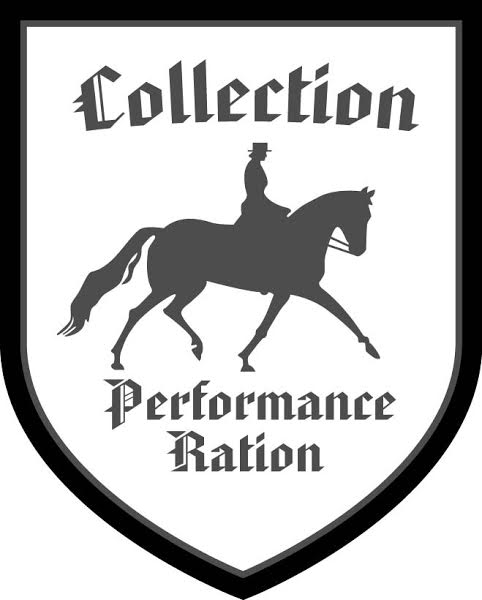 Collection logo with shield (white)